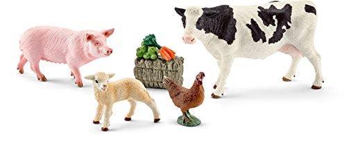 Schleich - Meine ersten Bauernhoftiere