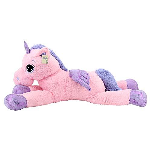 Sweety Toys 8049 XXL Einhorn Pegasus Plüschtier Kuscheltier 130 cm...