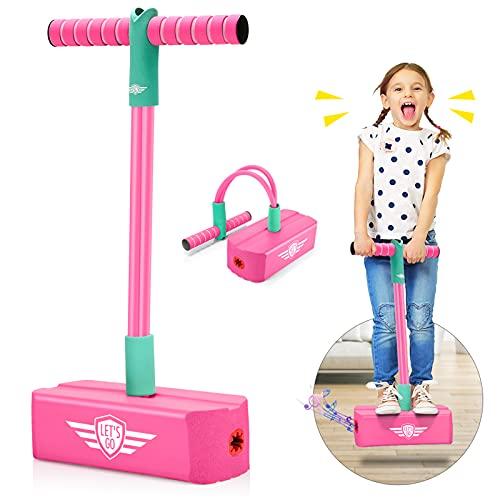 Toyzey Spielzeug für Draußen,Pogo Jumper Spiele ab 3 4 5 6 7 8 9 10...