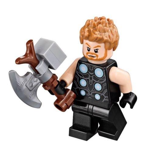 LEGO Super Heroes Thor Minifigur – Split von 76102 (Beutel)