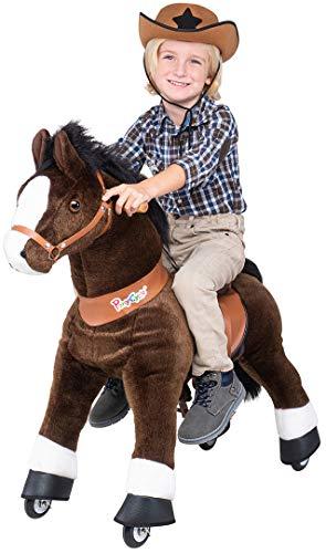 Miweba PonyCycle Mister Ed - Modell 2021 - U Serie - Schaukelpferd -...