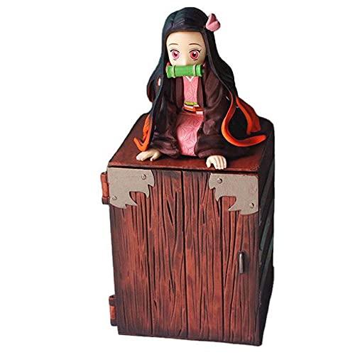 Actionfigur Spielzeug Kinderspielzeug Für Jungen Anime Figur Nezuko...