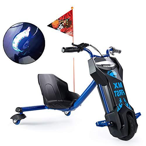 Electric Scooter Drift-Trike Elektro Elektrisches Dreirad Für Kinder...