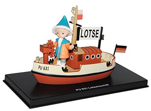 alles-meine.de GmbH unser Sandmännchen Figur - Lotsenschiff PU 631 -...