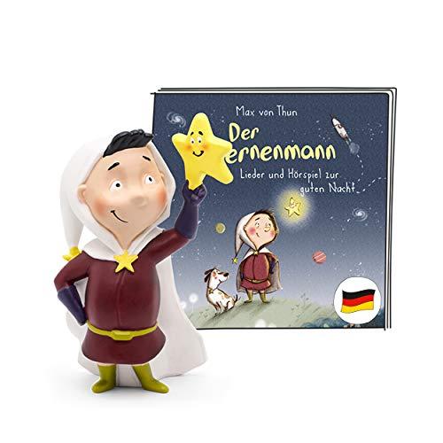 tonies Hörfigur für Toniebox, Der Sternenmann – Lieder und...