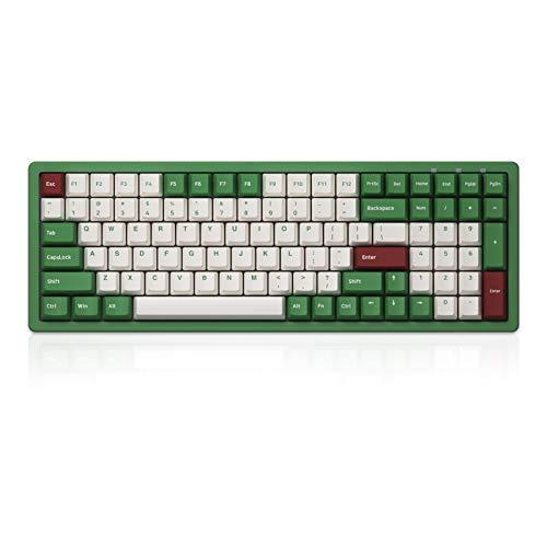 Akko Mechanische Gaming-Tastatur mit 100 Tasten, 96 %...