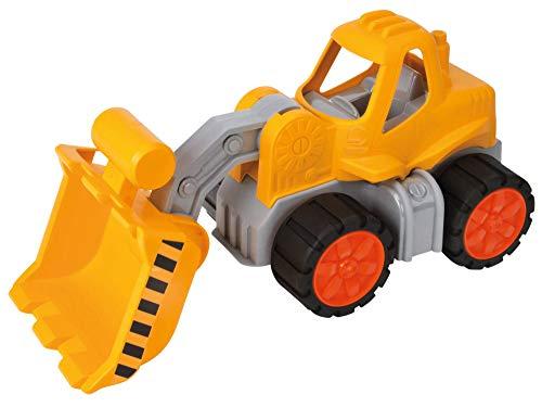 BIG-Power-Worker Radlader, Spielzeug Auto ideal für Unterwegs, Reifen...
