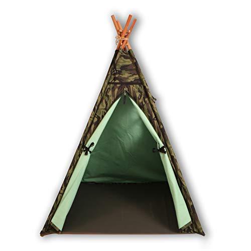 BOSPHORUS Tipi-Zelt für Kinder - Die besten Spielzelte fürs...