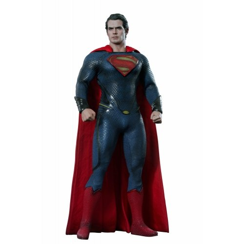 Superman, Deluxe-Figur (voll beweglich), Hot Toys, 1/6 (31 cm)