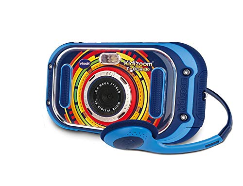 VTech 80-163504 Kidizoom Touch 5.0 Kinderkamera Digitalkamera für...