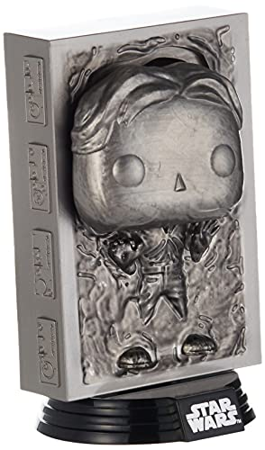 Funko 48328 POP! Star Wars: Star Wars- Han in Carbonite