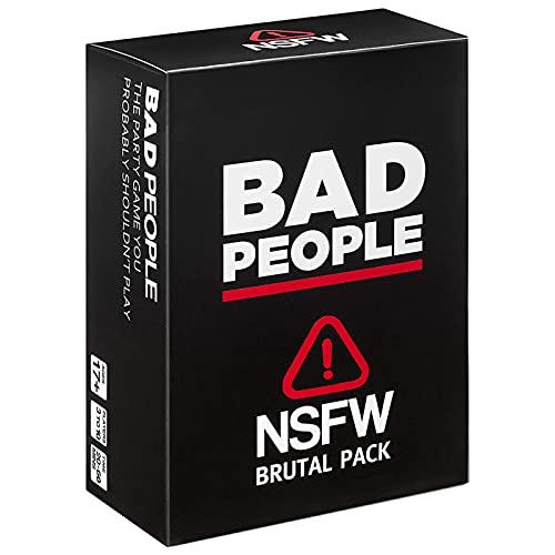 Rpporm BAD PEOPLE Kartenspiele, unwiderstehliche Familie, lustiges...