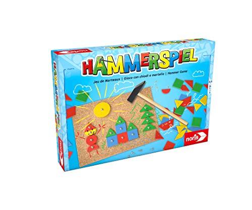Noris 606049101 Hammerspiel, Lern- und...