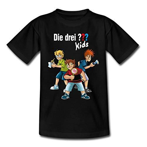 Spreadshirt Die DREI Fragezeichen Kids Detektive Spürnasen Teenager...