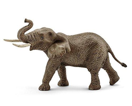 SCHLEICH 14656 - Afrikanischer Elefantenbulle