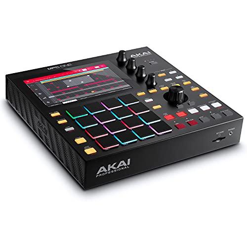 AKAI Professional MPC One – Drum Machine, Sampler & MIDI-Controller...