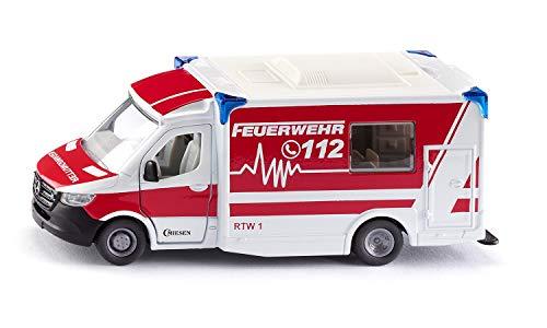 Siku 2115, Mercedes-Benz Sprinter Miesen Typ C Rettungswagen, 1:50,...