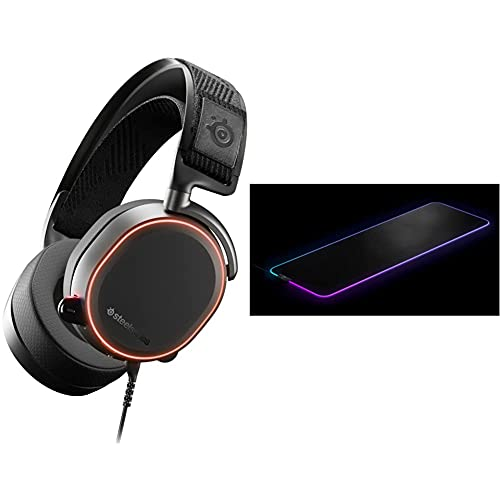 SteelSeries Arctis Pro – Gaming-Headset – hochauflösende...