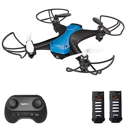 tech rc Drohne für Kinder Anfänger Mini Drohnen ohne Kamera Dual...