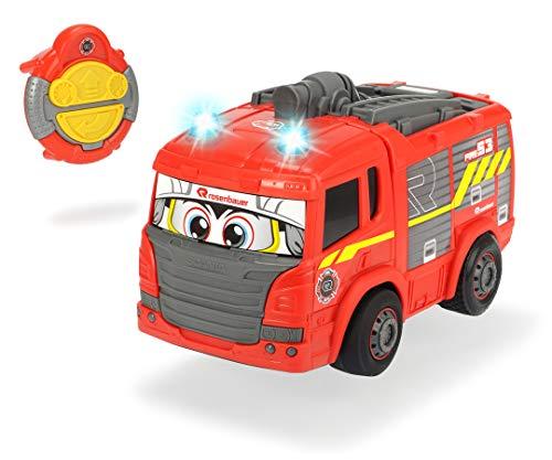 Dickie Toys 203816032 Feuerwehr IRC Happy Fire Truck, Feuerwehrauto m....