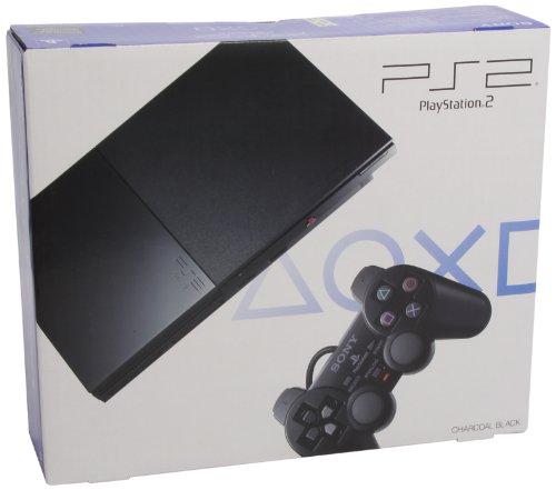 PlayStation 2 - PS2 Konsole Slim, black (inkl. Dual...