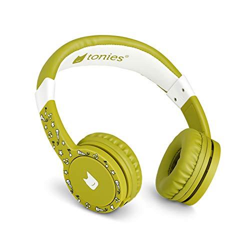 Tonie-Lauscher grün: Kinder Kopfhörer passend zur Toniebox -...
