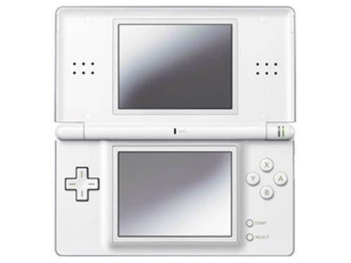 Nintendo DS Lite - Konsole, weiß