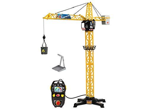 Dickie Toys Giant Crane, elektrischer Spielzeug Kran, ferngesteuert,...