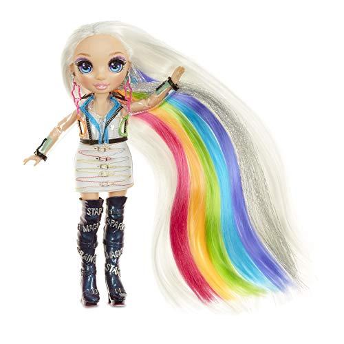 Rainbow High 569329E7C Haarstudio - Exklusive Amaya Raine Puppe mit...