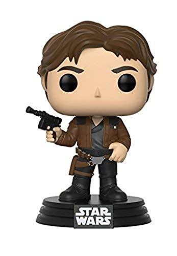 Funko 26974 Pop! Star Wars: Han Solo Bobble Figure