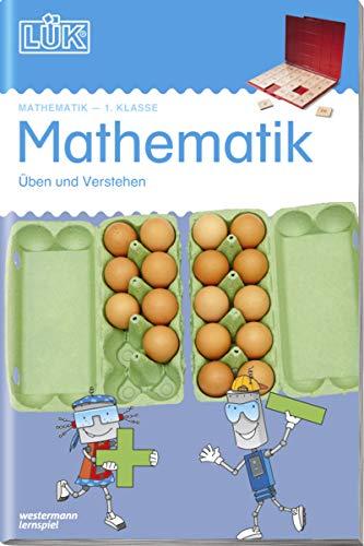LÜK-Übungshefte: LÜK: 1. Klasse - Mathematik: Üben und verstehen...