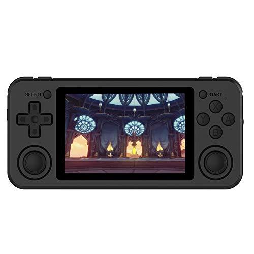 KKPLZZ RG351P Retro-Spielekonsole Open Source System Videospiel Tragbare Handheld-Konsole...