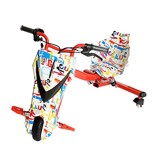 CCCYT Elektrische Drift-Trikes Kart Electric Scooter...