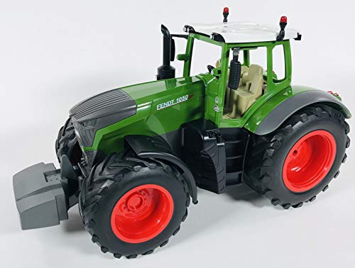 BUSDUGA RC Ferngesteuerter Traktor FENDT 1050 Vario 1:16 - 2,4Ghz, inkl. Batterien - Sound - RTR...