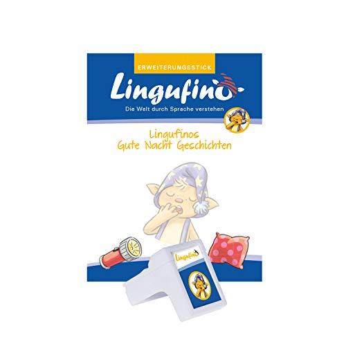DIALOG TOYS Lingufino Erweiterungs-Set Lingufinos Gute Nacht...