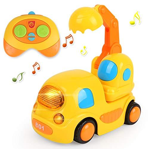 LBLA Spielzeug 2 Jährige Jungen,Ferngesteuertes Auto ab 2...