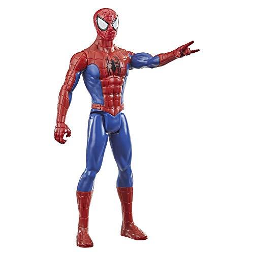 Hasbro E73335L2 Spider-Man Titan Hero Serie Spider-Man Action-Figur,...