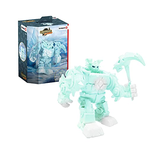 Schleich 42546 Spielfigur - Eldrador Mini Creatures EIS-Roboter...