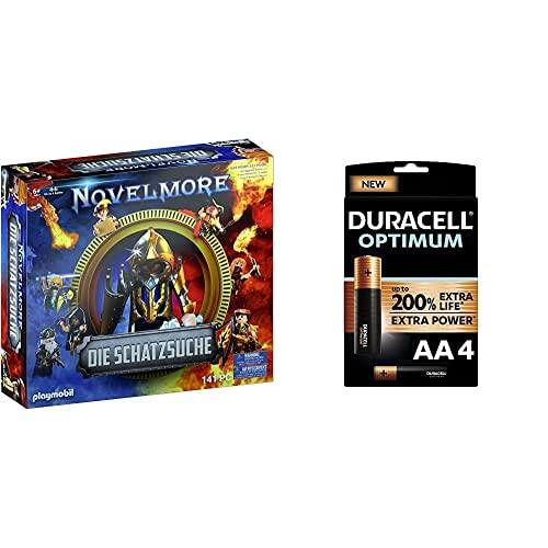 PLAYMOBIL Box 70736 Novelmore Die Schatzsuche mit 5...