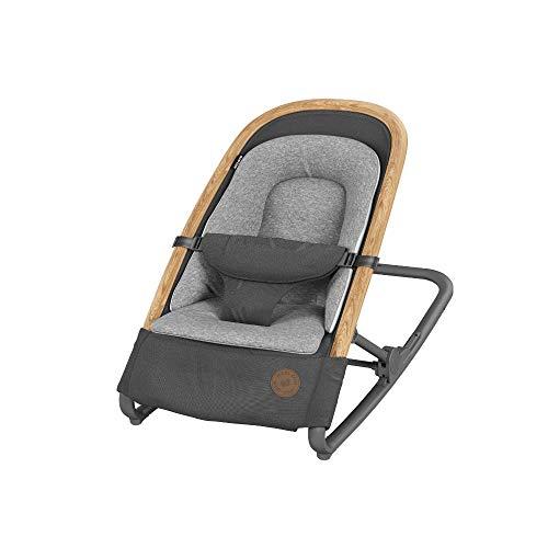 Maxi-Cosi Kori 2-in-1 Babywippe, hochwertige Babyschaukel nutzbar ab der Geburt bis max. 9 kg, natürliches,...