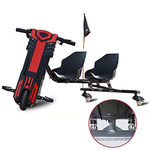 Electric Scooter Elektrische Drift-Trikes 360 Electric Drift Dreirad Hinteres...
