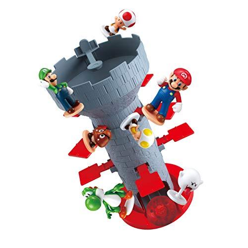 Super Mario 7356 Blow Up! Shaky Tower -...