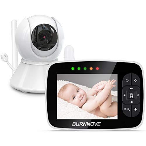 Babyphone mit kamera 3.5 Zoll Babyphone Baby Monitor mit...