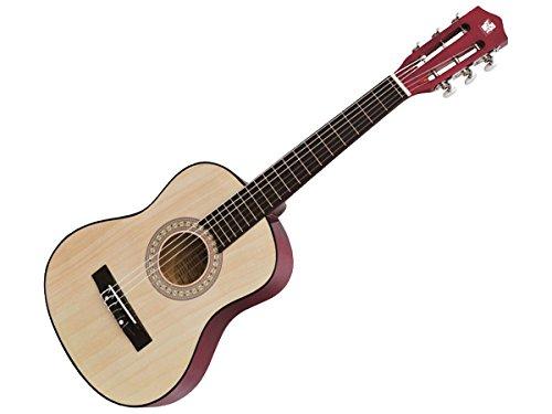 Concerto 681.01202 701202 Gitarre 75 cm, Kindergitarre aus Holz,...
