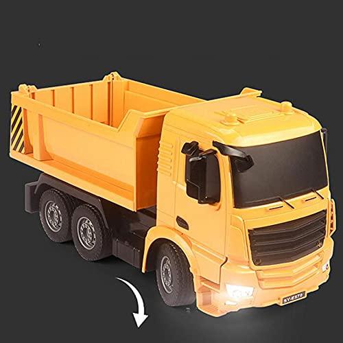 MADBLR7 1:20 Trucks Toy Set, RC Baufahrzeuge Site für Kinder...