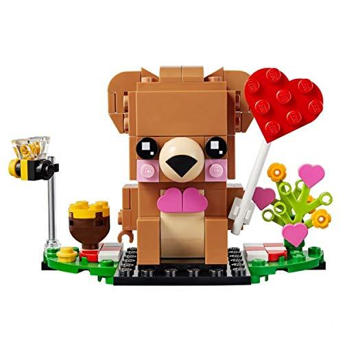 Denmark original Lego BrickHeadz 40379 Valentinsbär Bär Valentine's...