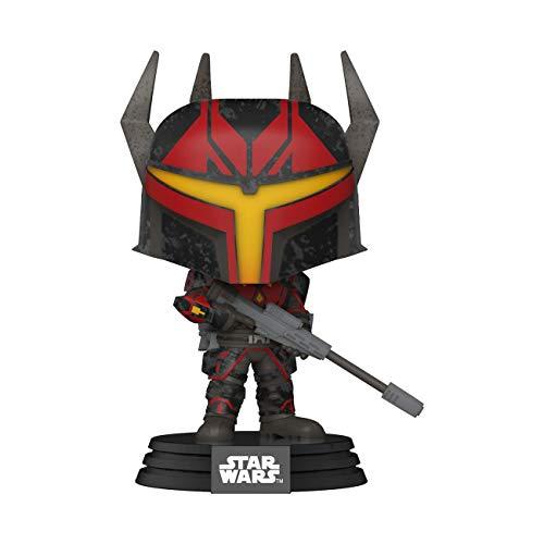 Funko 52024 POP Star Clone Wars-Darth Maul's Captain Sammelbares Spielzeug, Mehrfarben
