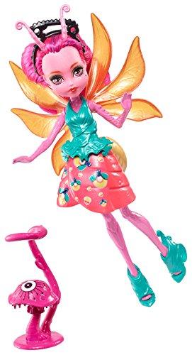 Mattel Monster High FCV50 - Garten-Monsterfreundinnen Insekt Lumina -...