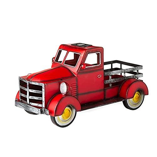 ayaso Retro-Stil Solar Pickup Truck Garten Dekoration...