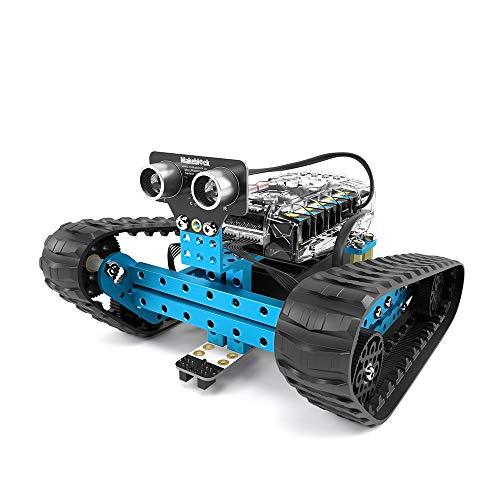 Makeblock mBot Ranger Roboter, 3-in-1-Programmierbarer Robot Bausatz, Codiertes Spielzeug, 3 Formen mit Me...